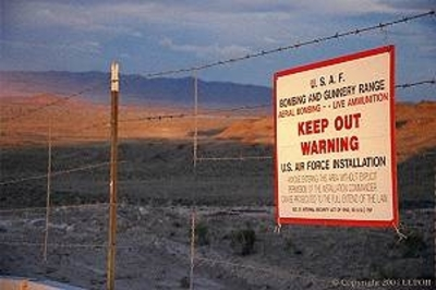 «Area 52 » Dugway Proving Ground