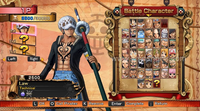 Full Version pc One Piece Burning terbaru