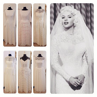 1950s wedding dress dresses from vintage lane bridal bolton manchester