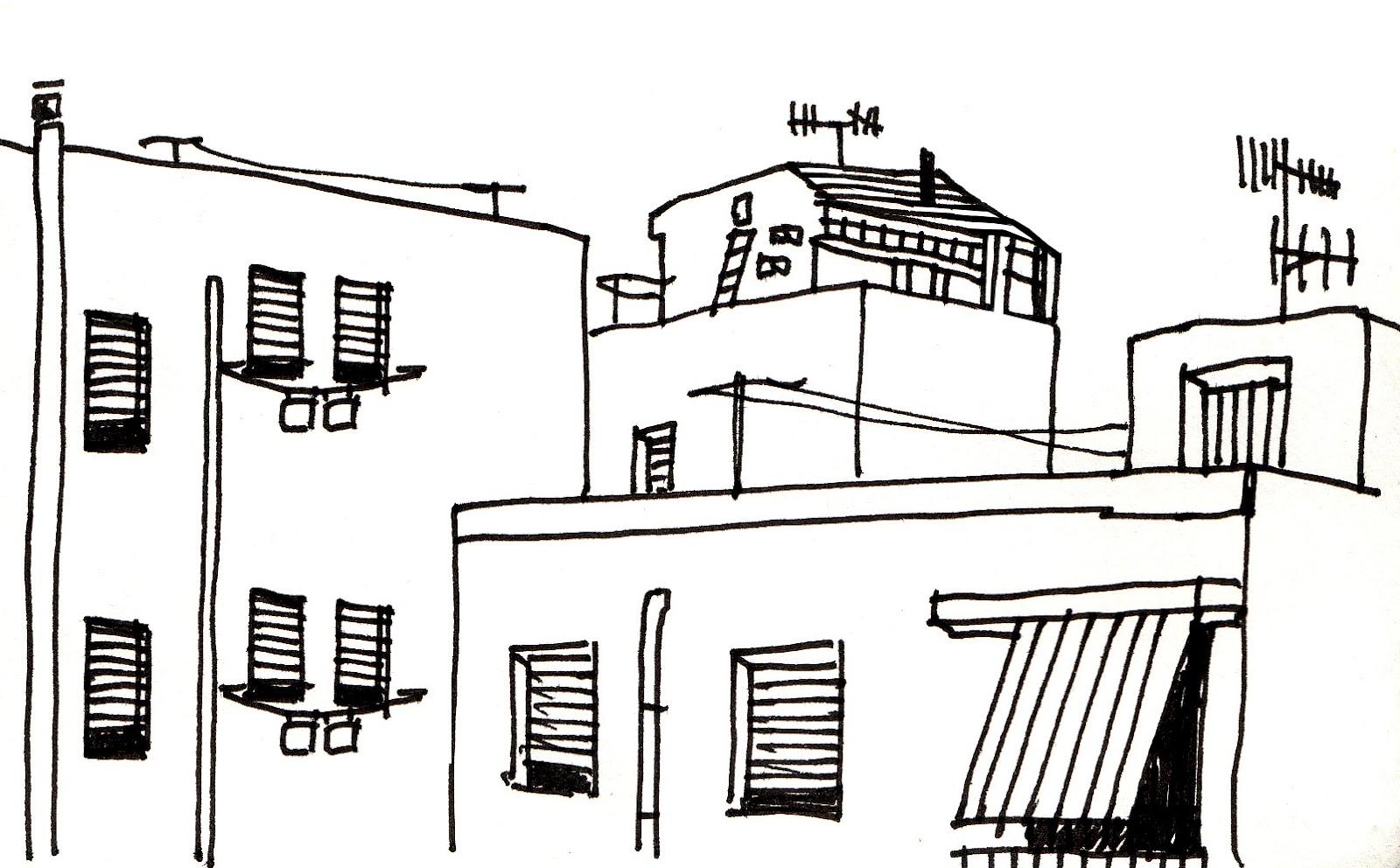 Urban Sketchers Sardinia Settembre