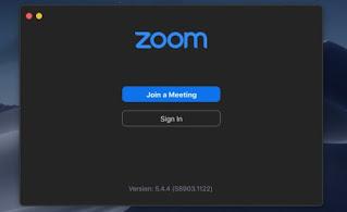 Cara Membuat Link Zoom Meeting Di Hp