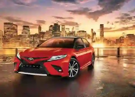 سيارة تويوتا كامرى  2.5L LE STD 204 HP 2019