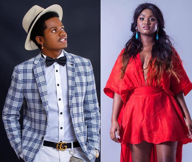 "Gerilson Insrael rende-se ao talento da Edmazia e diz ""Edmázia Mayembe é a melhor voz feminina de Angola"""