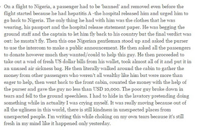 Read The Eye-watering Story Of A Broke Nigerian Who Was Deported Because Of Sickness