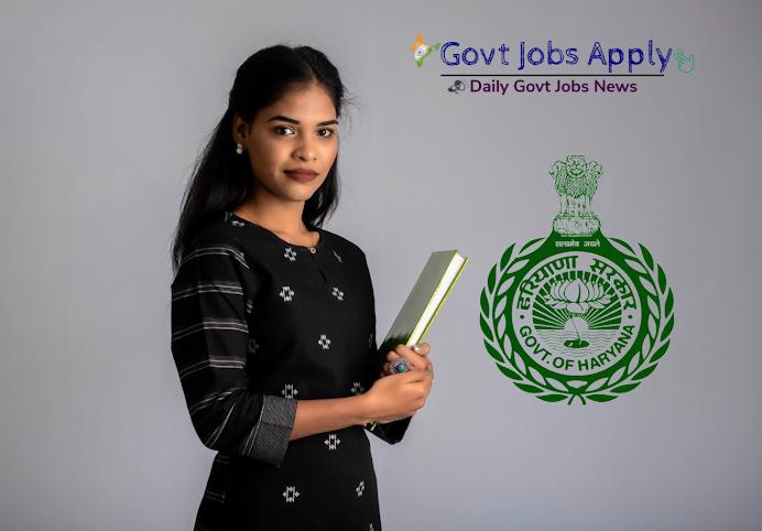 HPSC Govt Jobs