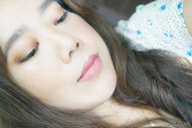 WONDOLLY Vivid Velvet Lips in 04 Amy