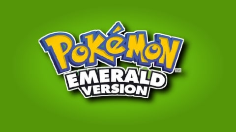 Pokemon Emerald Version Rom Download For (GBA) Gameboy Advance