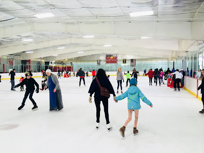 Herbert Wells Ice Skating Rink