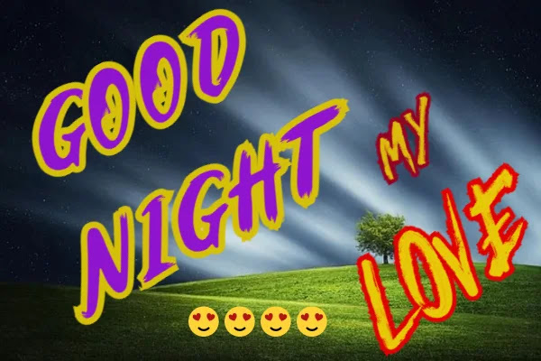 Good Night Images With Love ! Free Download