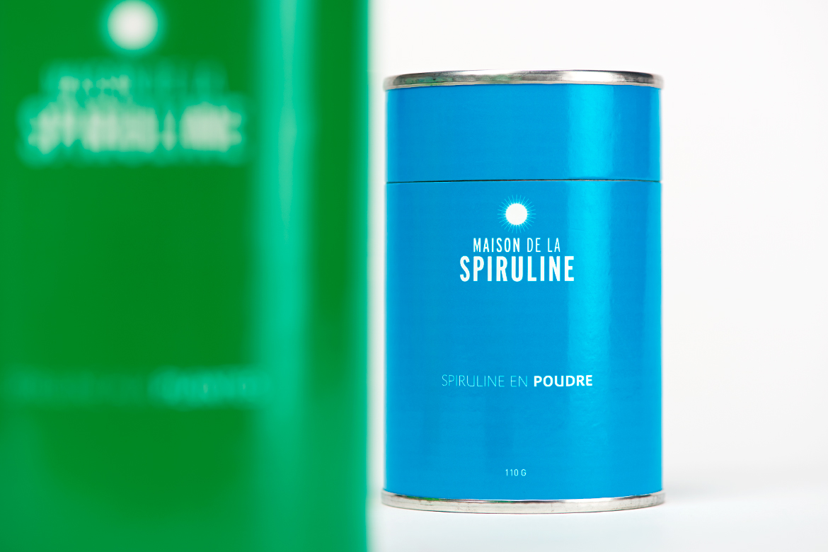The Spirulina Housse - La Maison De La Spiruline on