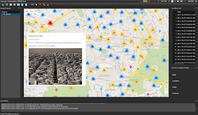 Creepy - A Geolocation OSINT Tool