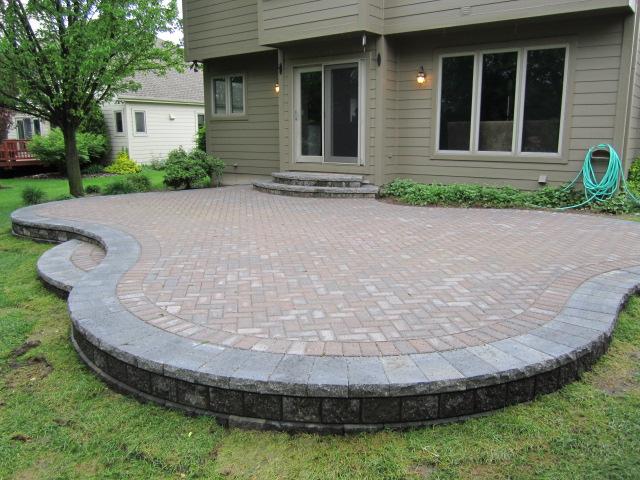 Brick Pavers,Canton,Ann Arbor,Plymouth,Patio,Patios,Repair ...