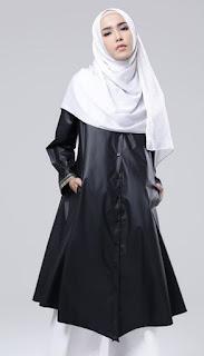 Gambar Baju Muslim Modern Wanita untuk Kerja Terbaru 2017