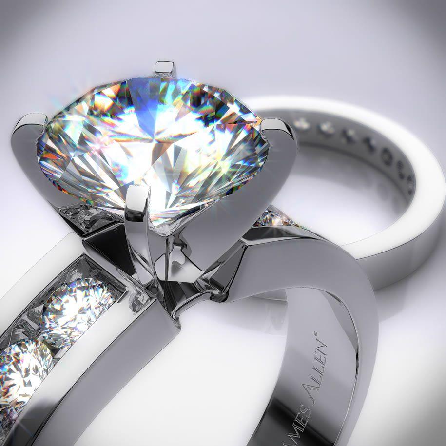 Bridal-Wedding Rings-White Gold Rings-Diamond Rings ...