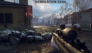 لعبة Generation Zero
