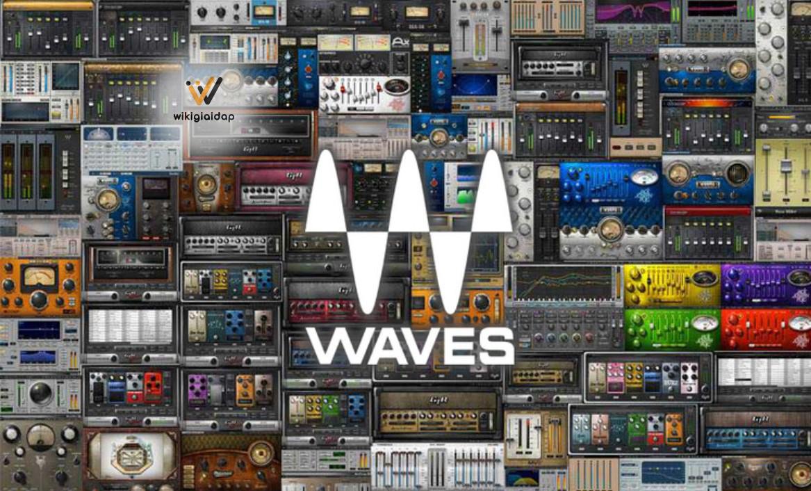 Giới thiệu về Waves v12 Complete