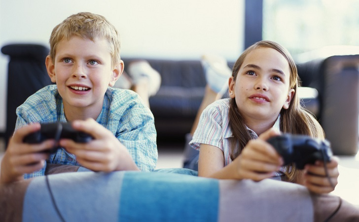Video games help in making new friends