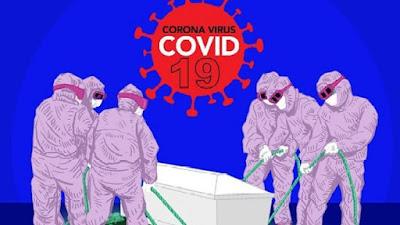 1 Pasien Covid-19 di Bone Meninggal Dunia