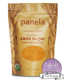 artisanal sugar review, unprocessed sugar review, panela sugar review