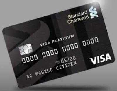 standard-chartered-bank-visa-platinum-credit-card-in-nigeria