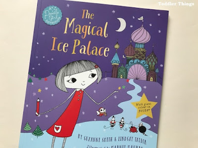 Book review - The Magical Ice Palace