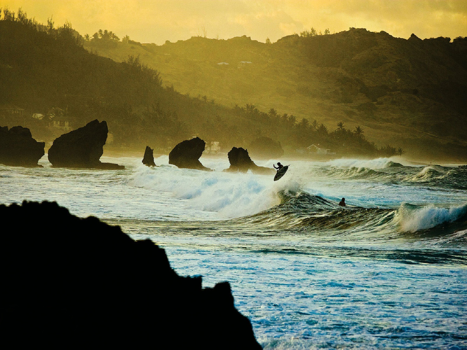 Extreme Surfing Wallpaper: HD Sport Wallpapers: Extreme Sports
