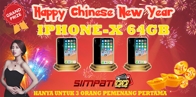 SimpatiQQ Chinese New Year 2018