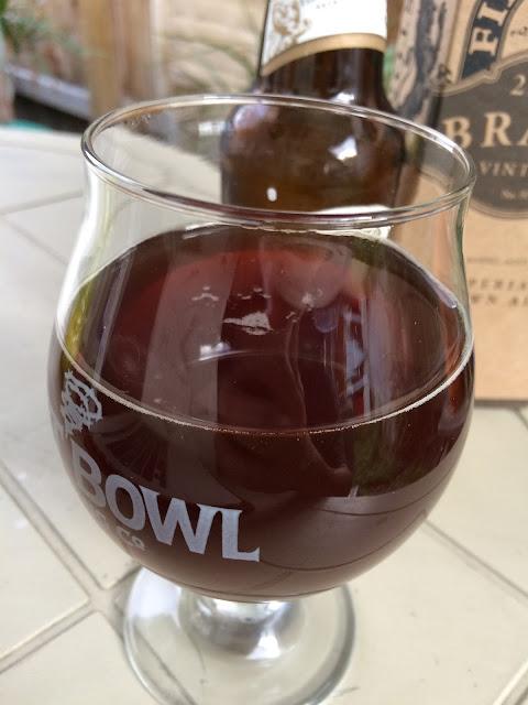 Firestone Walker Bravo Barrel Aged Imperial Brown Ale 5
