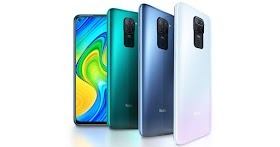 Official Redmi Note 9 (10x 4G)(Stock ROM) Flash File With Tool