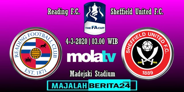 Prediksi Reading vs Sheffield United