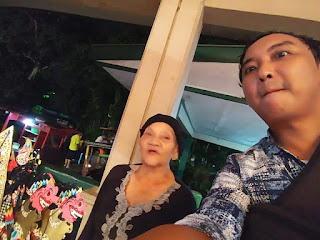 Mbah Binah, penjual wayang legendaris di Semarang