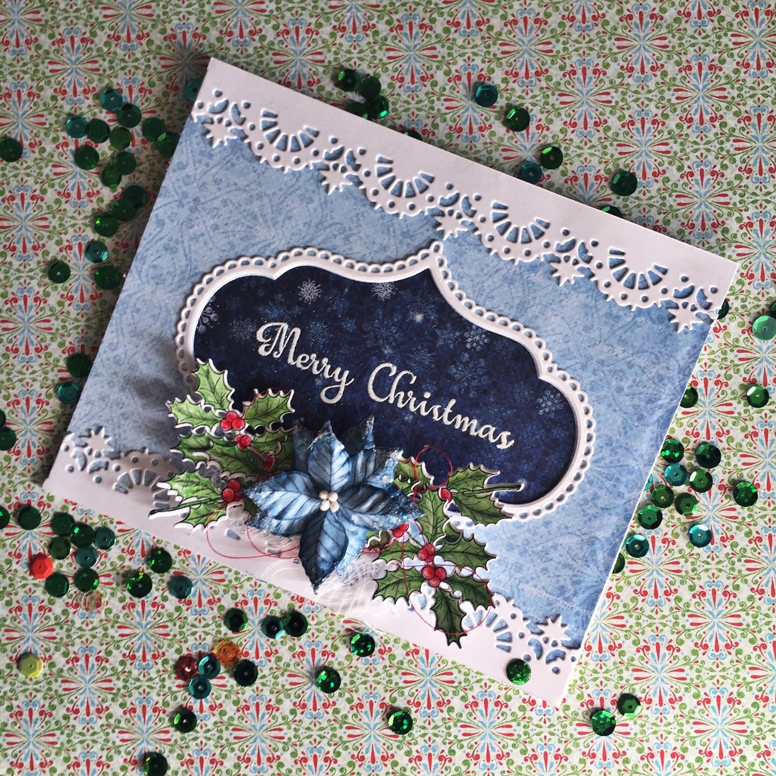 Le Blog de Plumo: Carte de Noel