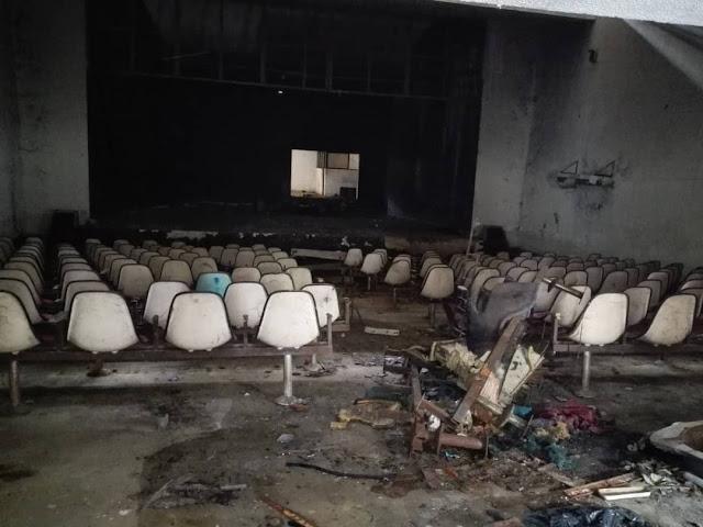 APURE: Diputado Luis Lippa denunció que Casa de la Cultura se encuentra completamente abandonada. VIDEO/FOTOS.