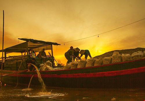 Chùm ảnh đẹp về bãi biển Đồng Châu Thái Bình Phần 1-4