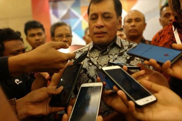 Kembali Terpilih, Nurdin Halid janjikan perubahan baru di tubuh Dekopin