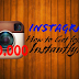 Get Instant Instagram Likes Updated 2019