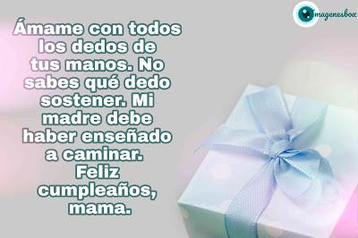 feliz cumpleaños mamá-palabras para mamá-pensamientos de cumpleaños-feliz cumple mama-frases para el dia de la madre cortas