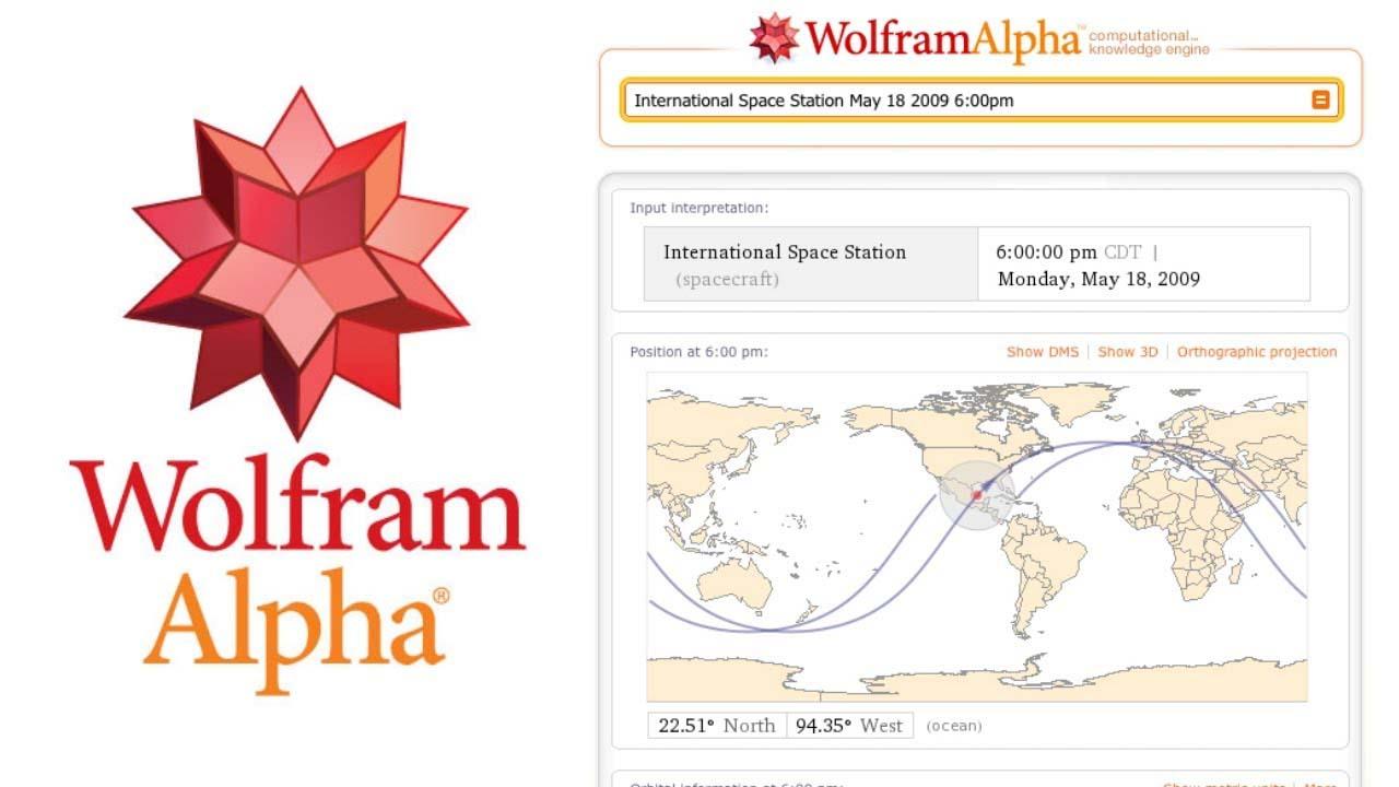 Wolfram app
