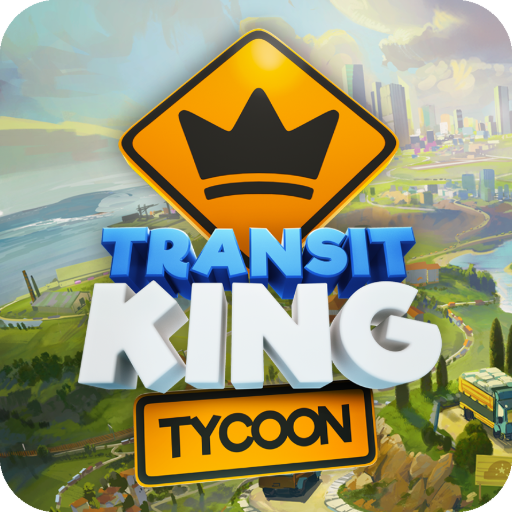 Transit King Tycoon v3.9 Apk Mod [Dinheiro Infinito]