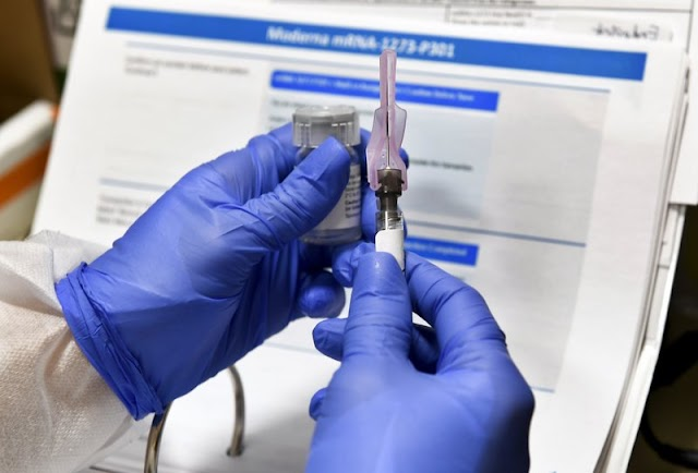 2nd coronavirus vaccine shows early success in U.S. tests, proves 95% effective—AP