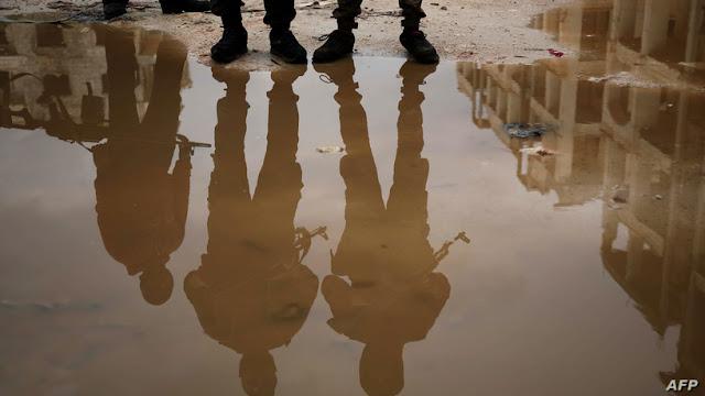"""مسارات الأزمة السورية """" توطئة """""""