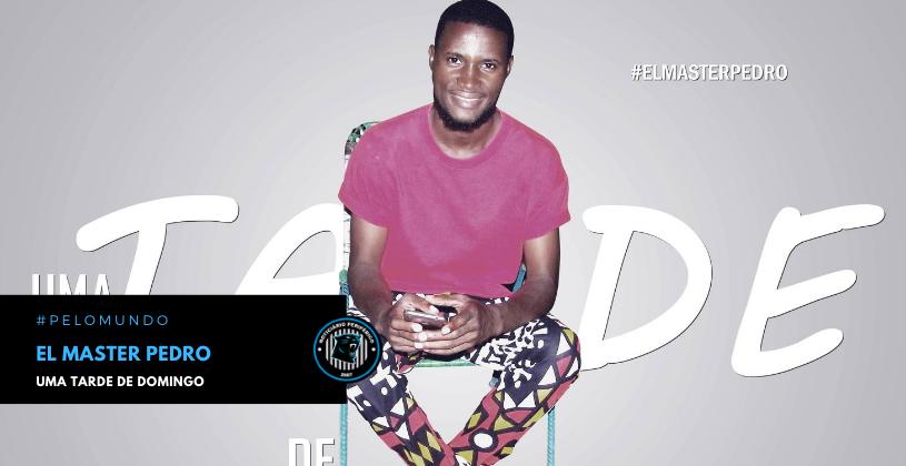 """O rapper angolano El Master Pedro lança o single """"Uma tarde de Domingo"""""""