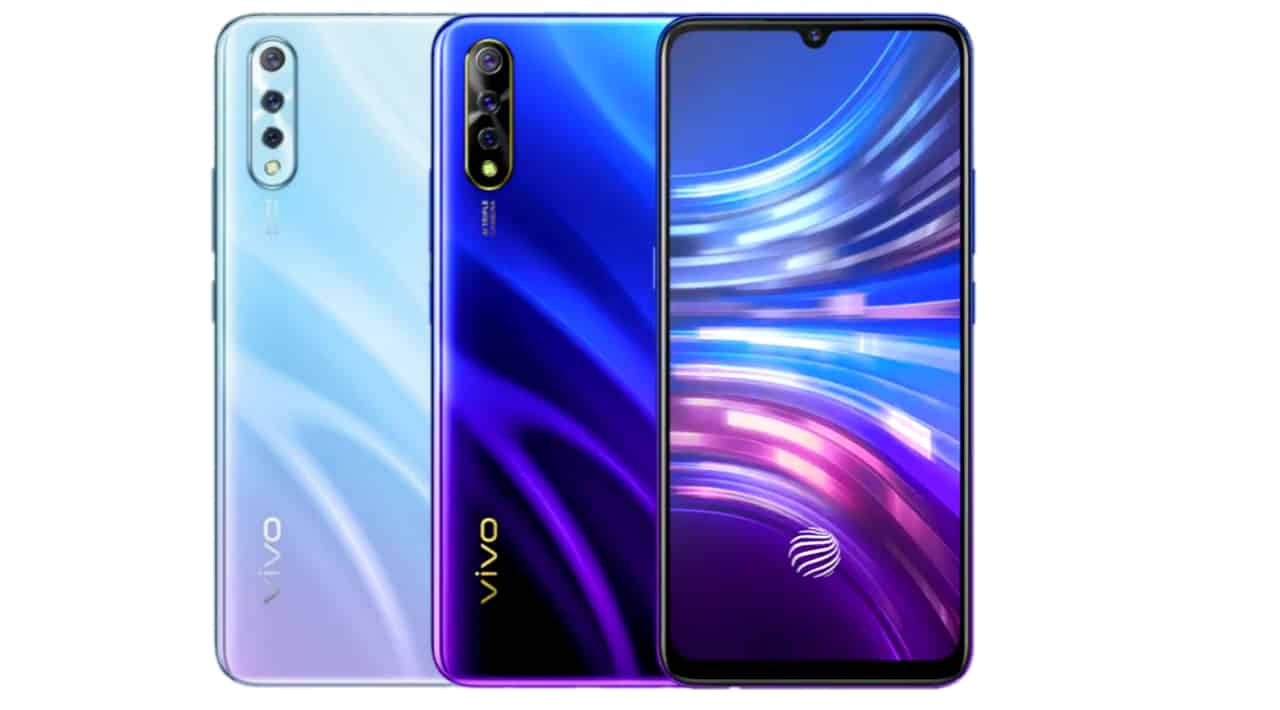 Vivo S1 specifications features, Vivo S1 price in India