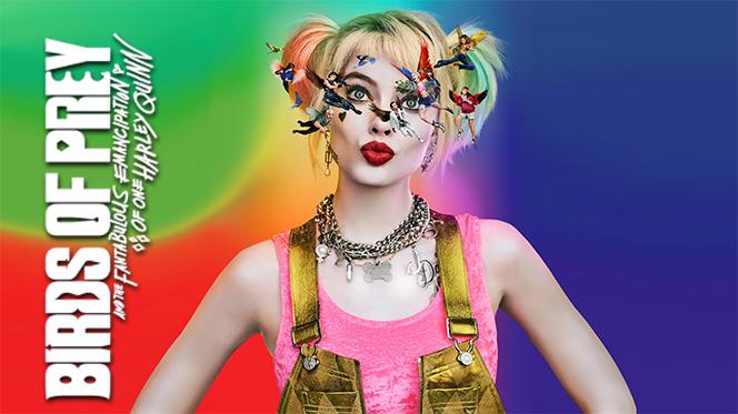 Aves de presa (y la fantabulosa emancipación de una Harley Quinn) (2020) Web-DL 720p Latino-Ingles