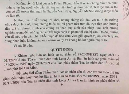 Nguyễn Văn Nghị nhiều người nghi ngờ là hung thủ trong vụ án Hồ Duy Hải