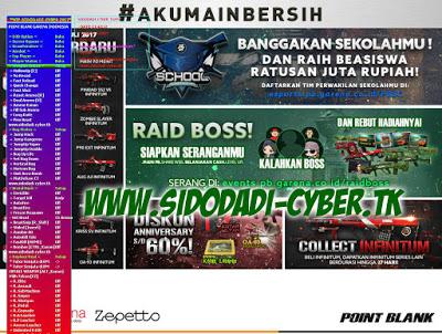 PointBlank ID | 11 Juli 2017, Special AFTER MT - ™Sidodadi Cyber Team™