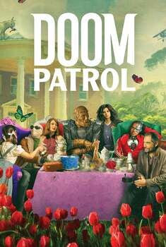 Doom Patrol 2ª Temporada Torrent – WEB-DL 720p/1080p Legendado