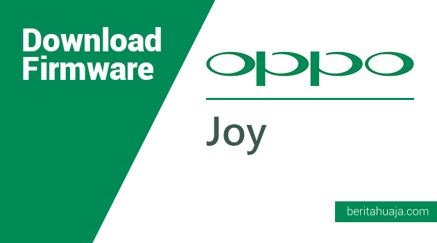 Download Firmware Oppo Joy (R1001)