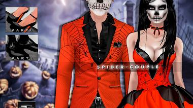 SPIDER COUPLE