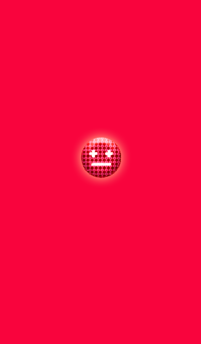 Button Simple Red